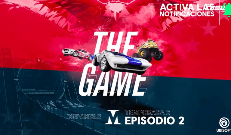 [VIDEO] The Game Temporada 2 Episodio 2 llega mañana