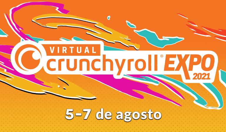 Crunchyroll anuncia los eventos musicales e invitados en Crunchyroll Expo 2021