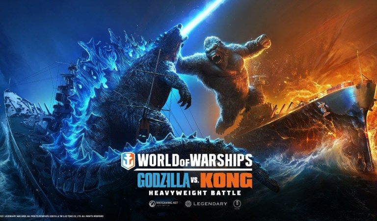 [VIDEO] Godzilla y Kong llegan a World of Warships