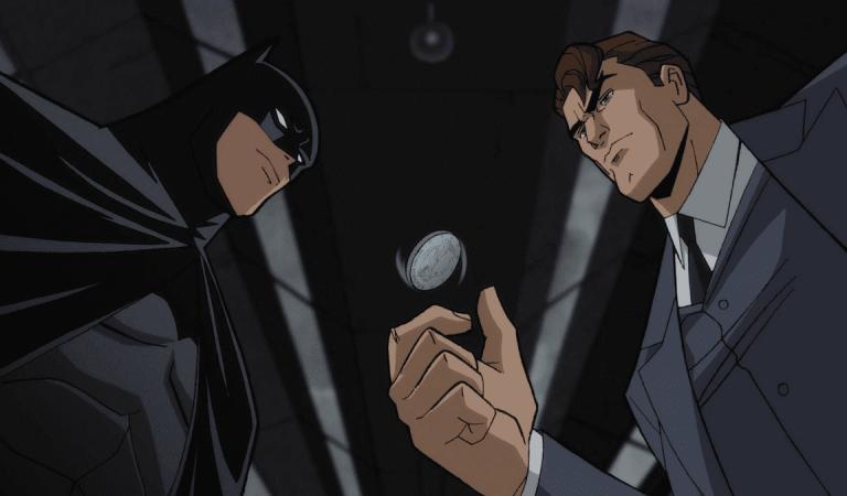 [CINE] Batman – El Largo Halloween (Parte 1)