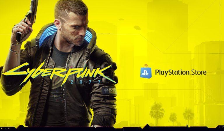 [OFICIAL] Cyberpunk 2077  está de regreso en la PlayStation Store