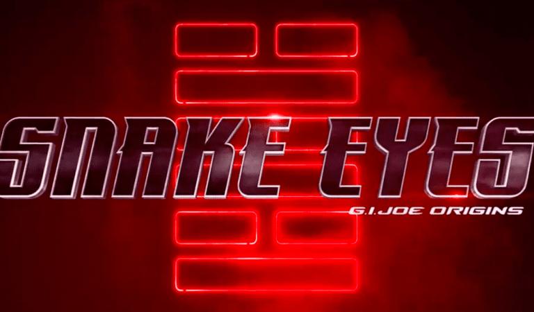 [VIDEO] Tráiler final de Snake Eyes: G.I. Joe Origins