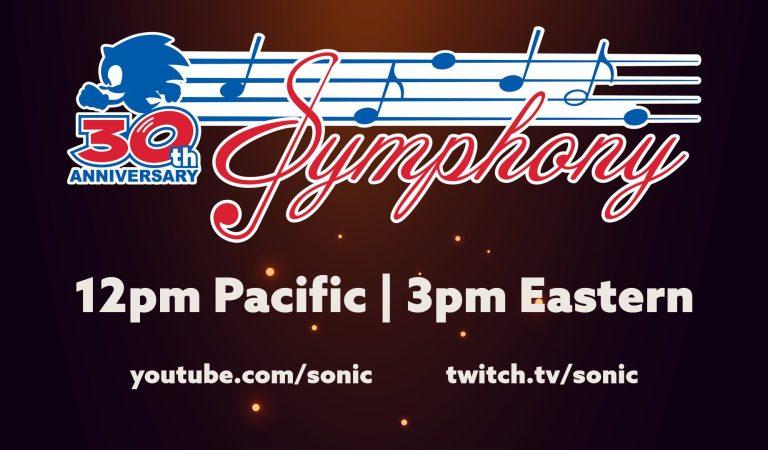 [VIDEO] Checa el concierto con música de Sonic por su 30 aniversario