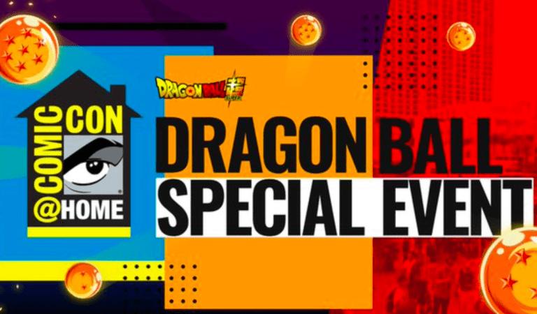 La próxima película de Dragon Ball tendrá un panel en la Comic-Con