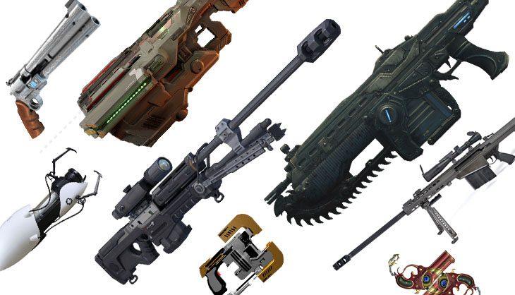 [EDITORIAL] ¿Qué hace a un arma icónica en un videojuego?