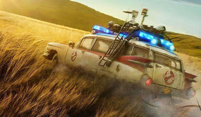 Ghostbusters: Afterlife revelará un avance mañana mismo