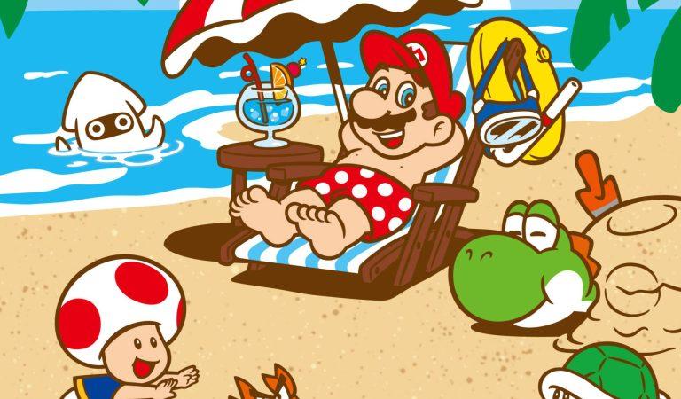 Nintendo celebra el Verano con Super Mario Odyssey