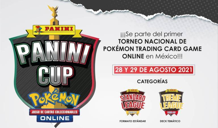 Panini organizará el primer torneo online de JCC Pokémon