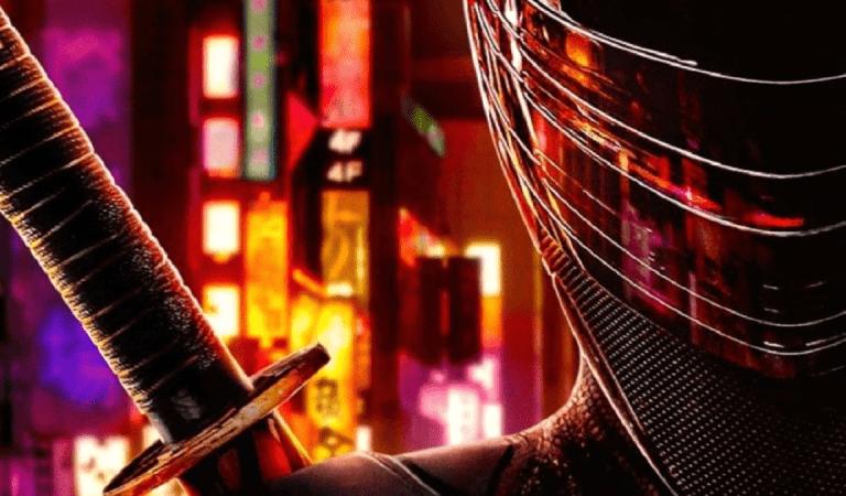 [CINE] Snake Eyes: G.I. Joe Origins (2021)