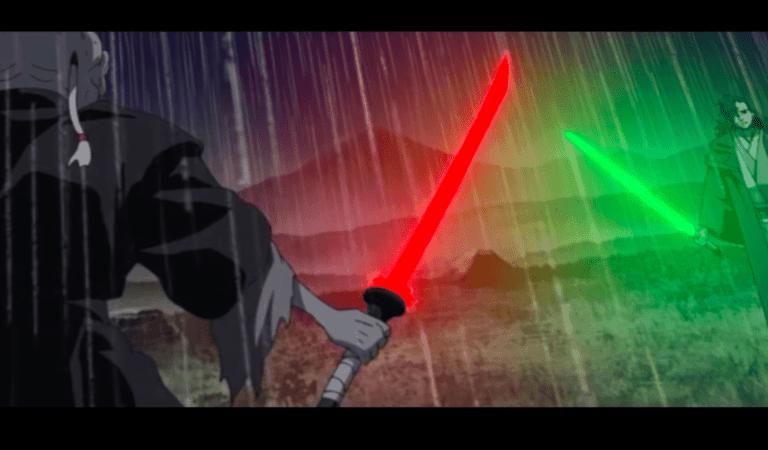 [VIDEO] Star Wars: Visions presenta el universo de Star Wars en anime