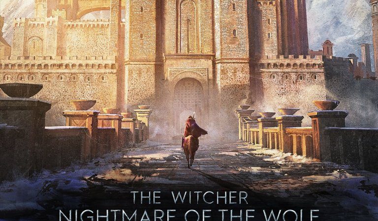 [VIDEO] Tráiler y póster de la película The Witcher: Nightmare of the Wolf
