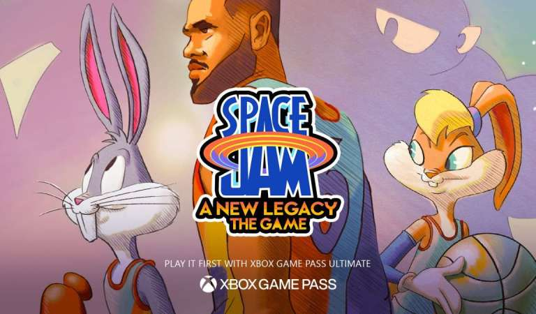 Space Jam: A New Legacy – The Game llegó a Xbox Game Pass