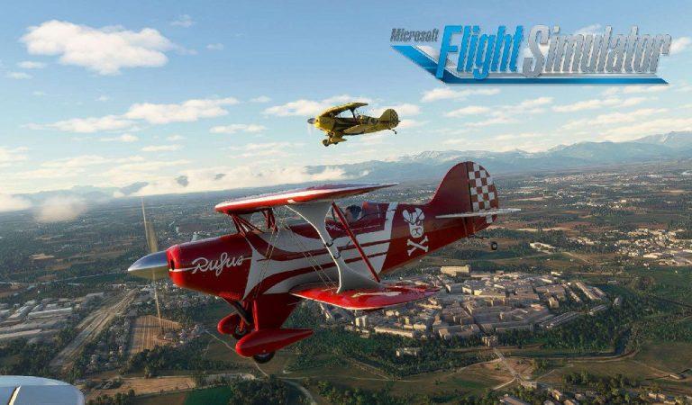 [PREVIO] Microsoft's Flight Simulator
