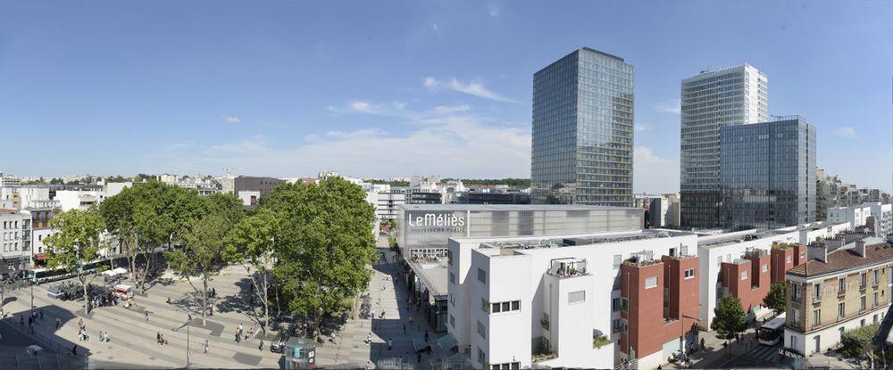 Montreuil centre ville 2019