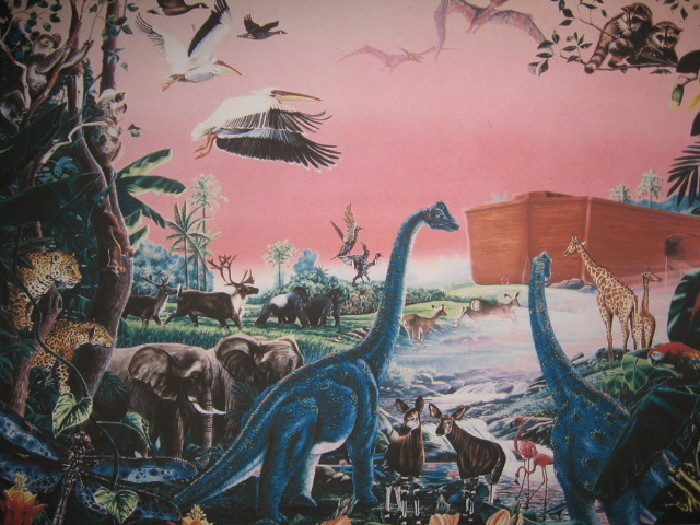 You saved the dinosaurs? What for?