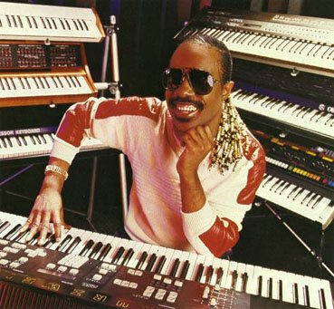 "Album cover for Wonder's relatively unknown classic ""Stevie Wonder Sings the Rick James Songbook"""