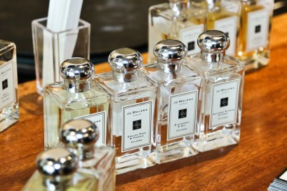 Jo Malone believes in the art of perfume layering and suggests pairing Star Magnolia with these