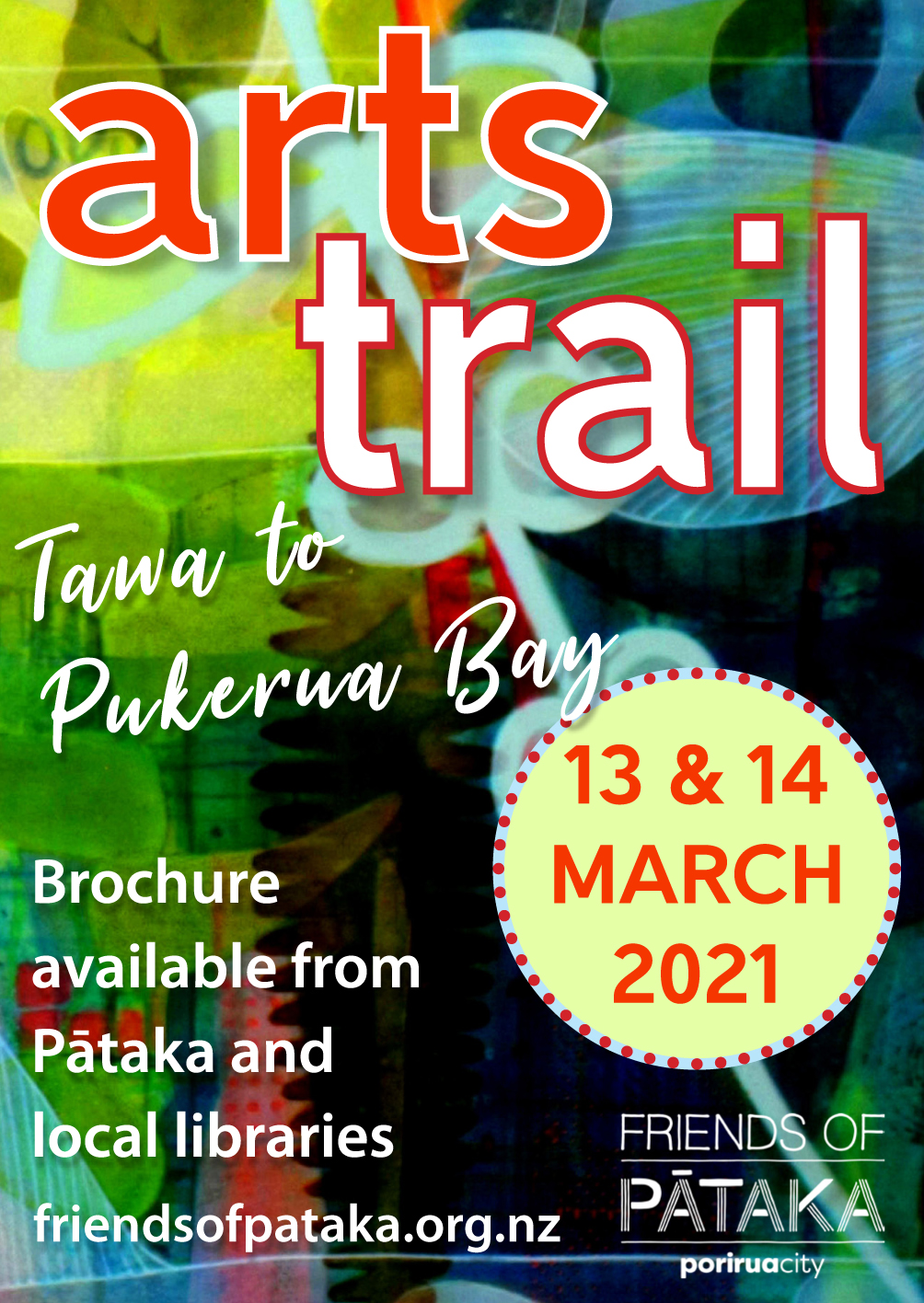 Friends of Pataka ArtsTrail2021_85x120_CapitalMag