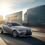Lexus IS lease