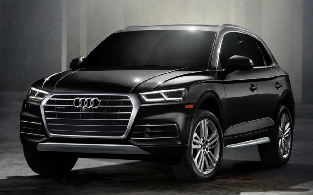 Top SUV Safety Pick 2019 Audi Q5