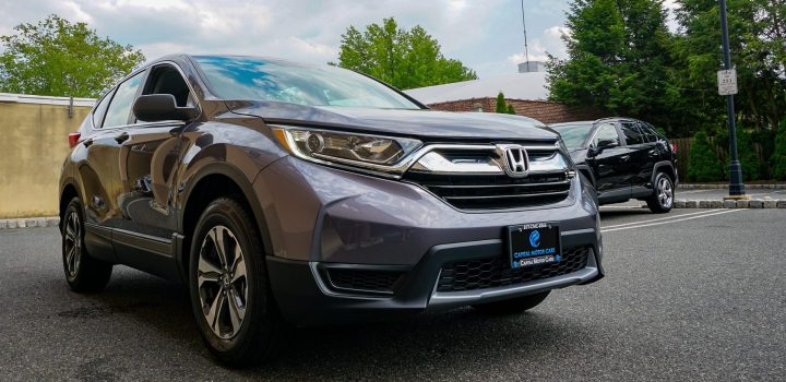 2019 Honda CRV offers