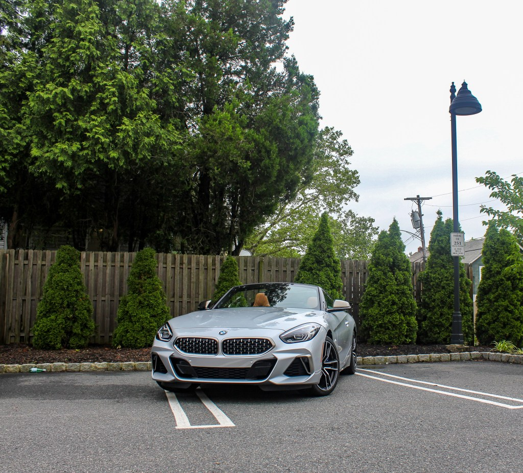 The Return of a Classic BMW Roadster: 2020 BMW Z4 M40i