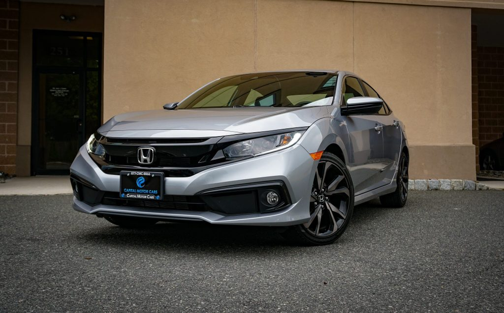 2019 Honda Civic lease NJ