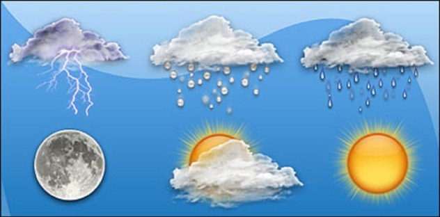 حالة الطقس اليوم