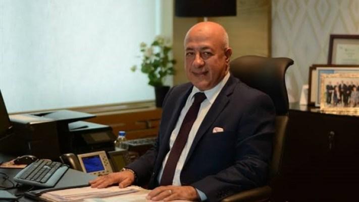 يحيي ابو الفتوح نائب رئيس البنك الاهلي