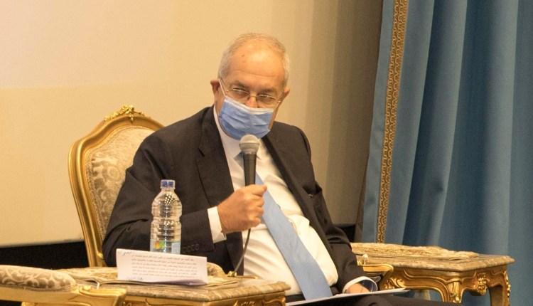 يحيي زكي رئيس المنطقة الاقتصادية لقناة السويس