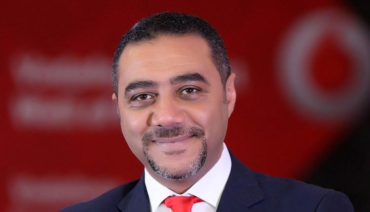 أيمن عصام رئيس قطاع الشئون الخارجية والحكومية بفودافون