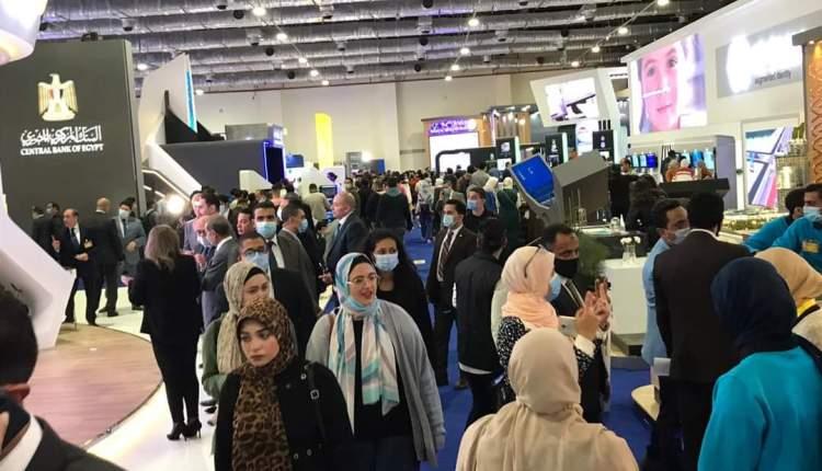 معرض القاهرة الدولى للتكنولوجيا
