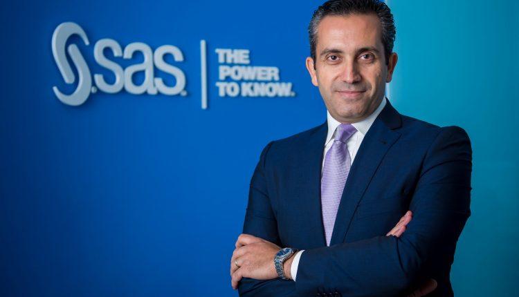 مارسيل يمين المدير العام لمنطقة الخليج والأسواق الناشئة في ساس