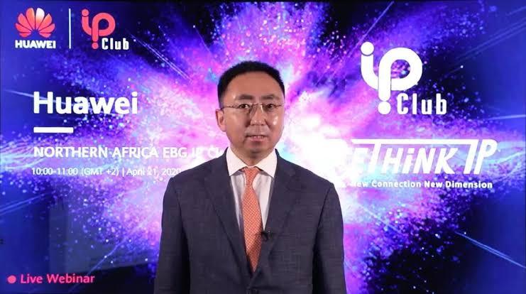 مايكل لى، رئيس مجموعة المؤسسات بهواوى شمال أفريقيا
