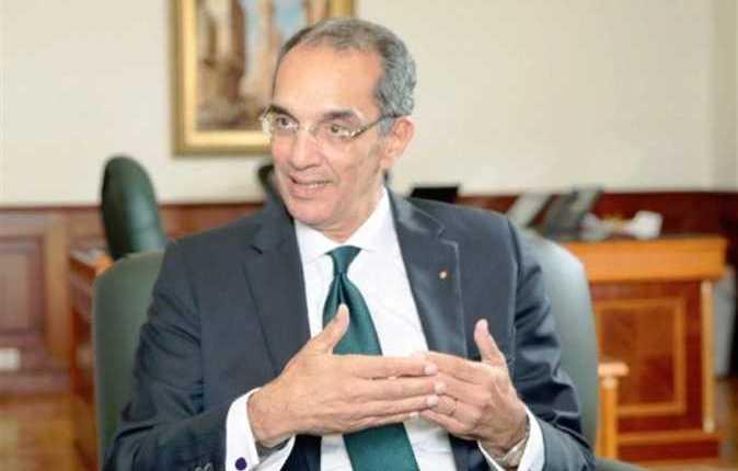 المهندس عمرو طلعت وزير الإتصالات وتكنولوجيا المعلومات