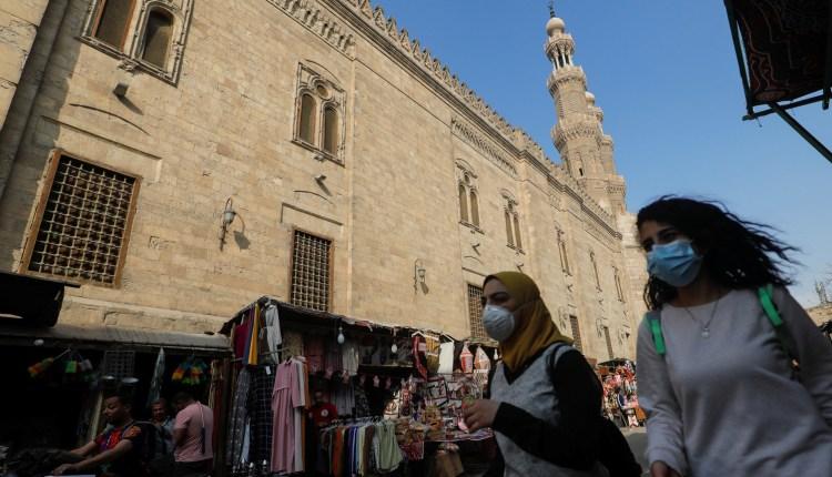 عدد حالات كورونا في مصر