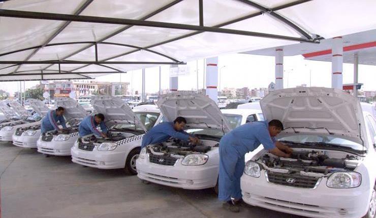 المركزي المصري: 60 مليار جنيه تكلفة خطة قومية لتحويل المركبات للعمل بالغاز الطبيعي