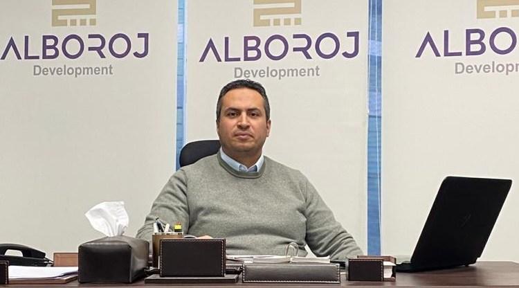 محمد رأفت رئيس شركة البروج