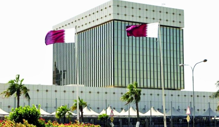 مصرف قطر المركزي