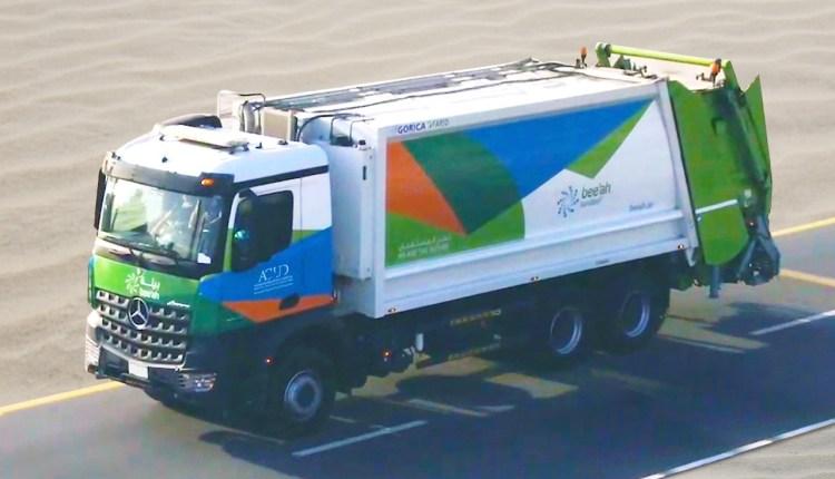 """""""بيئة"""" تُطلق عمليات إدارة النفايات في العاصمة الإدارية الجديدة"""