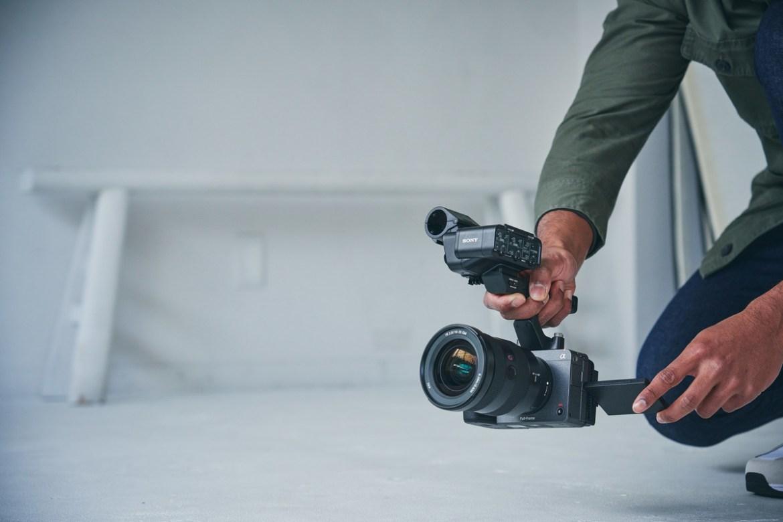 كاميرا FX3