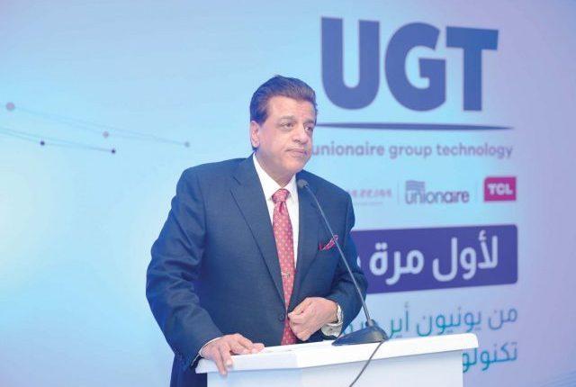 المهندس محمد فتحي عثمان، رئيس مجلس إدارة مجموعة يونيون إير تكنولوجي UGT