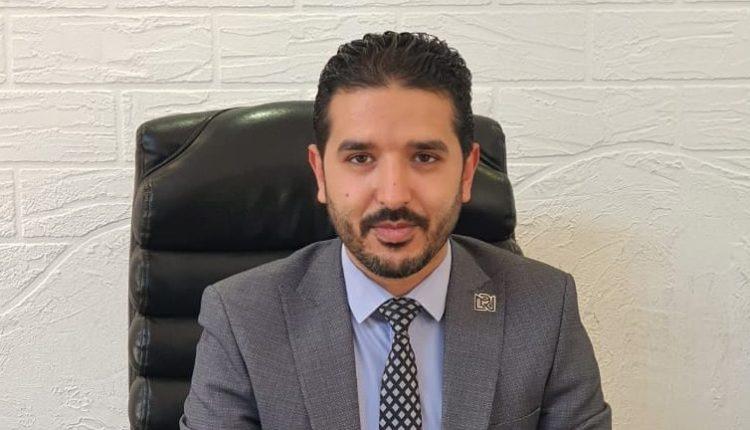 محمد محيي مدير إدارة المبيعات بشركة الرياض مصر للتطوير العقاري