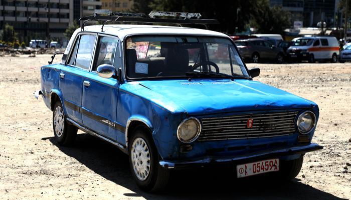 السيارات القديمة
