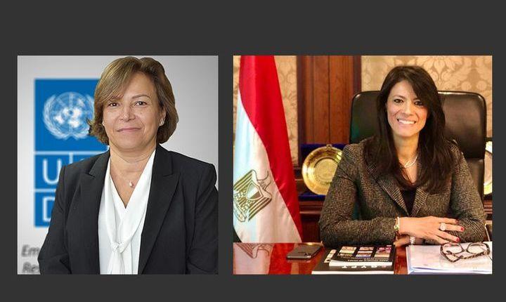 إطلاق مختبر تسريع الأثر الإنمائي لبرنامج الأمم المتحدة الإنمائي في مصر