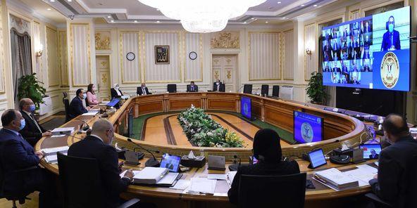 6 قرارات هامة لمجلس الوزراء اليوم