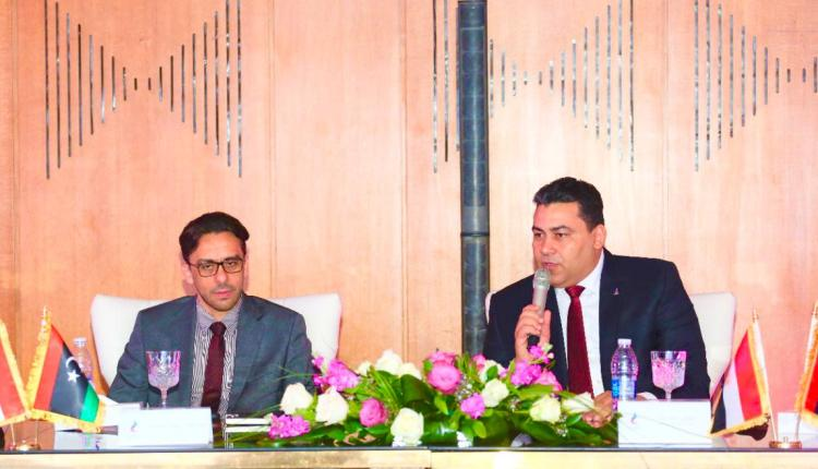 المصرية للاتصالات تستقبل وفدا ليبيا لبحث سبل التعاون التكنولوجي