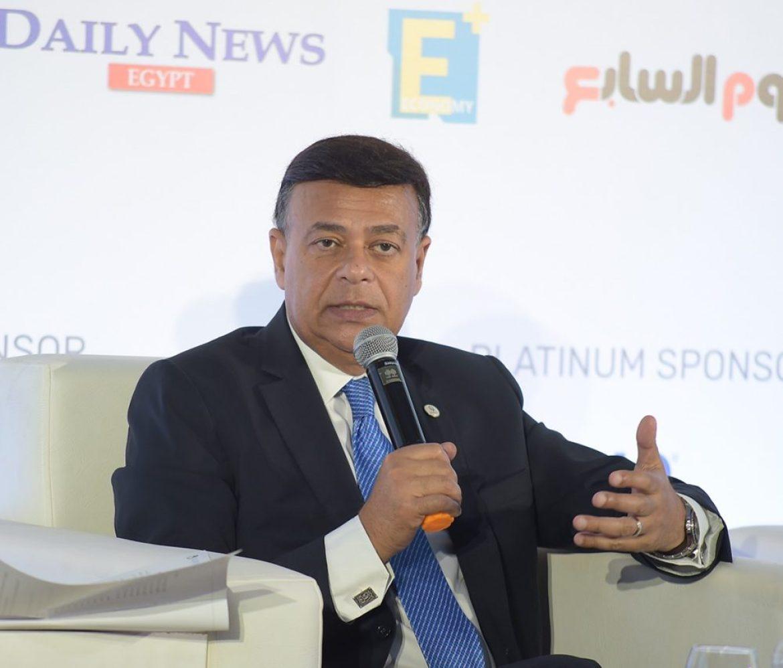 باسل الحيني رئيس مجلس الإدارة والعضو المنتدب لشركة مصر القابضة للتأمين