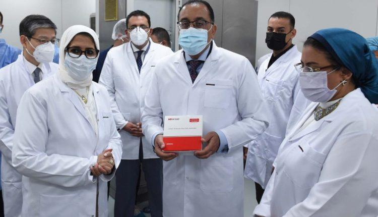 حكومة مصر تخطط لتوقيع اتفاقيات لإنتاج الـ ٨ لقاحات كورونا أساسية تحتاج إليها