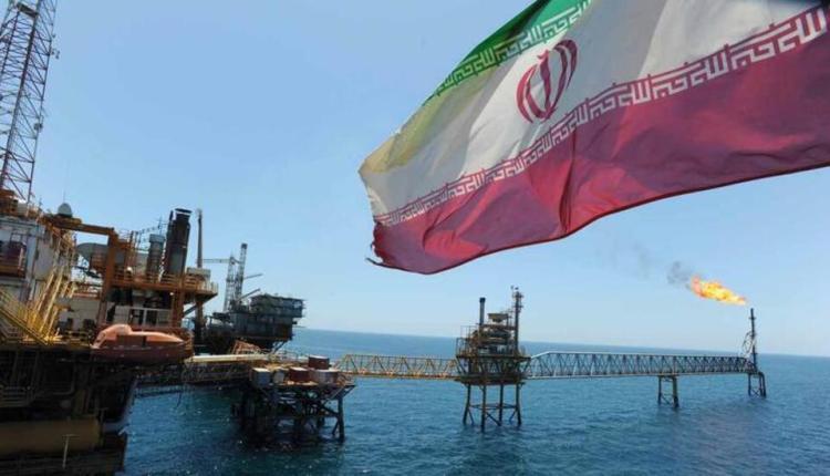النفط الايراني